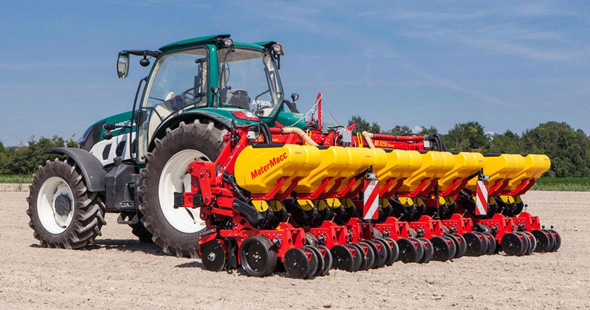 MaterMacc, agricolture equipment, seed drill, precision planter ...