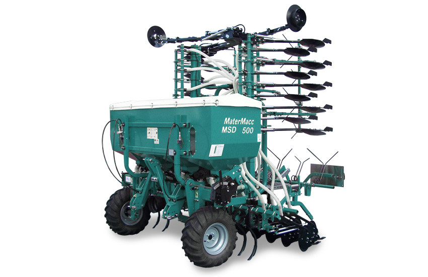 MSD PNEUMATIC SEED DRILLS FOR CEREALS
