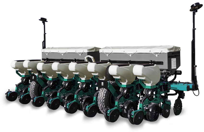 MS 8100 PT Precision Planter MaterMacc